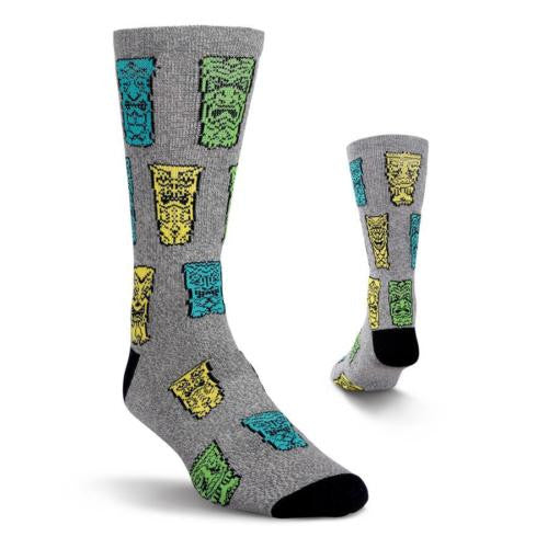 Men's Tiki Athletic Crew Socks