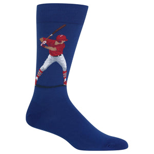 Men's Baseball Batter Crew Socks