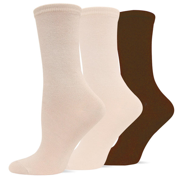 Women's Soft Touch Trouser Socks 3 Pack