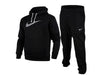 Nike Fleece Tracksuit Set In Black, Grey and Navy