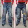 Men's Jeans, Loose fit, Designer Jeans