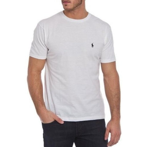 Polo Ralph Lauren Plain Crew Neck T-Shirt
