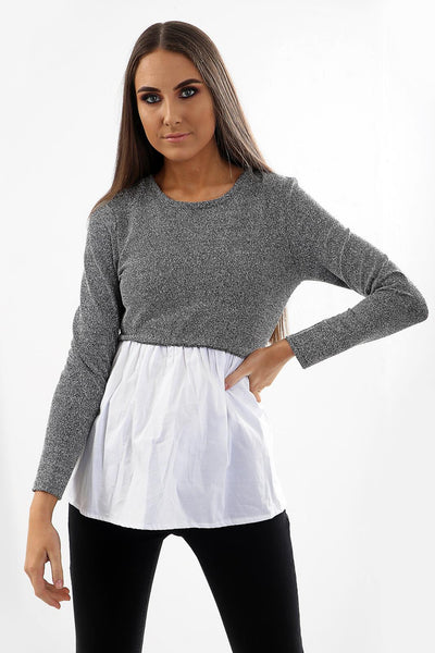 Women Casual Long Sleeve Top