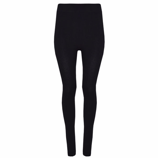 Women Warm Thick Leggings  Winter Fleece Bottoms