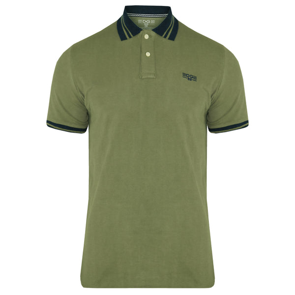 Polo Shirts For Men, Short Sleeve Polo, T Shirt by EDGE 99