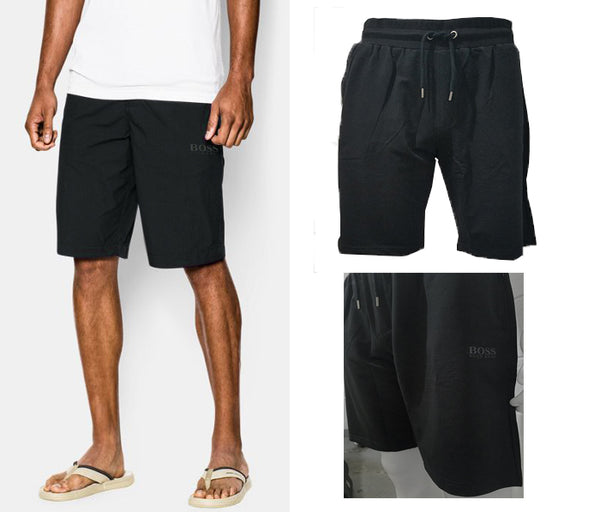Hugo Boss Regular-fit cotton shorts