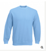 Fruit of The Loom Men's Plain Jumper