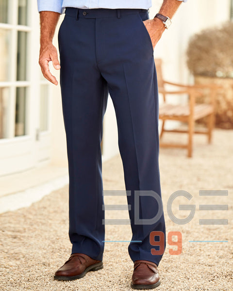 Ultimate Flat Front Office Trousers