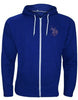 Polo New Men's Hoodie Fleece Zip Up Hoodie Jacket Sweatshirt Hooded Zipper Top