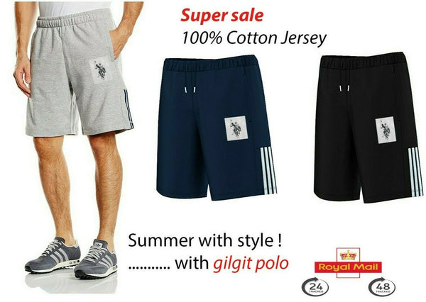 GILGIT Men's  POLO Shorts