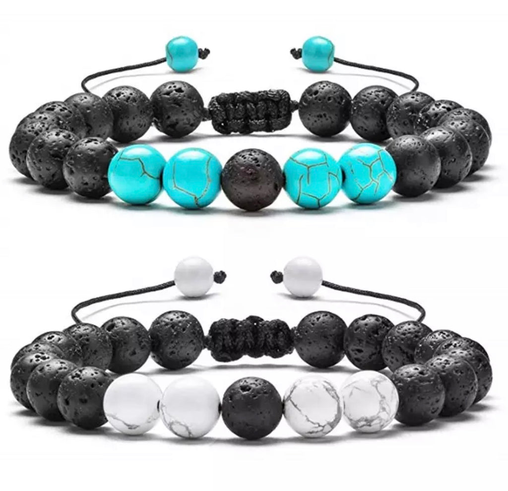 adjustable distance bracelets