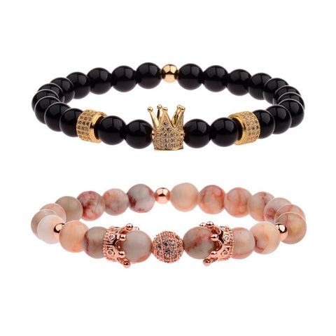 Limited Crown Distance Bracelets