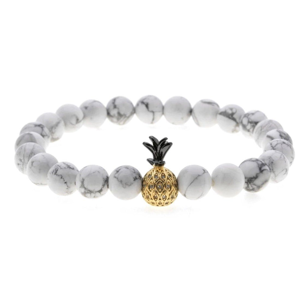 Pineapple Distance Bracelets