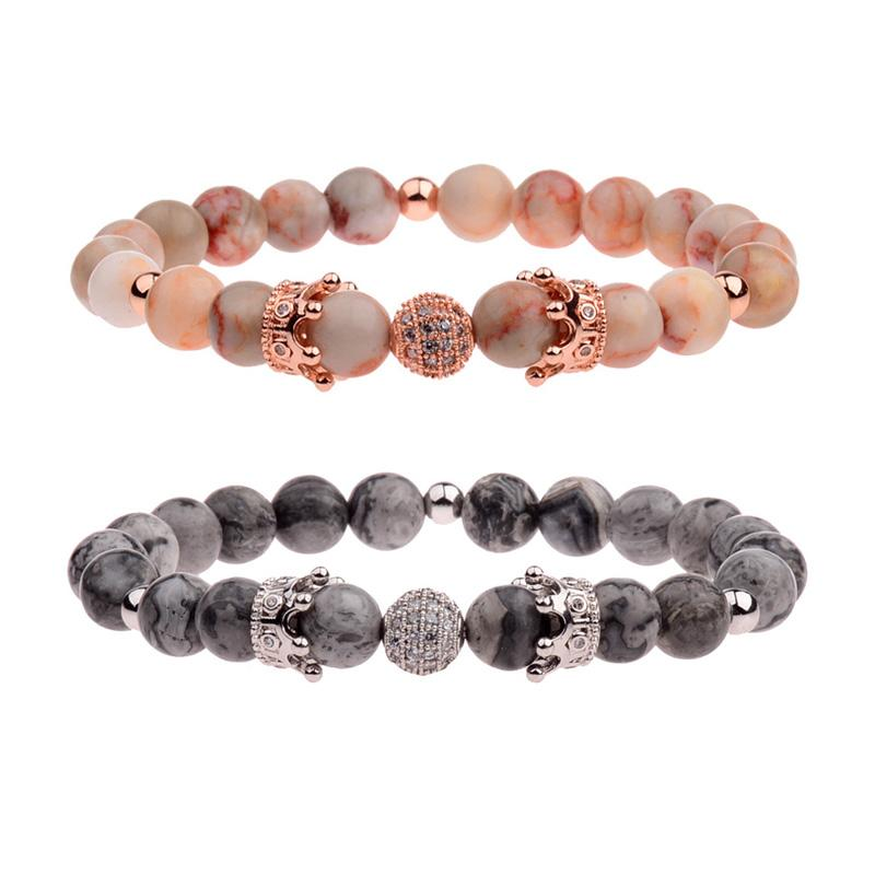 Premium Crown Distance Bracelets