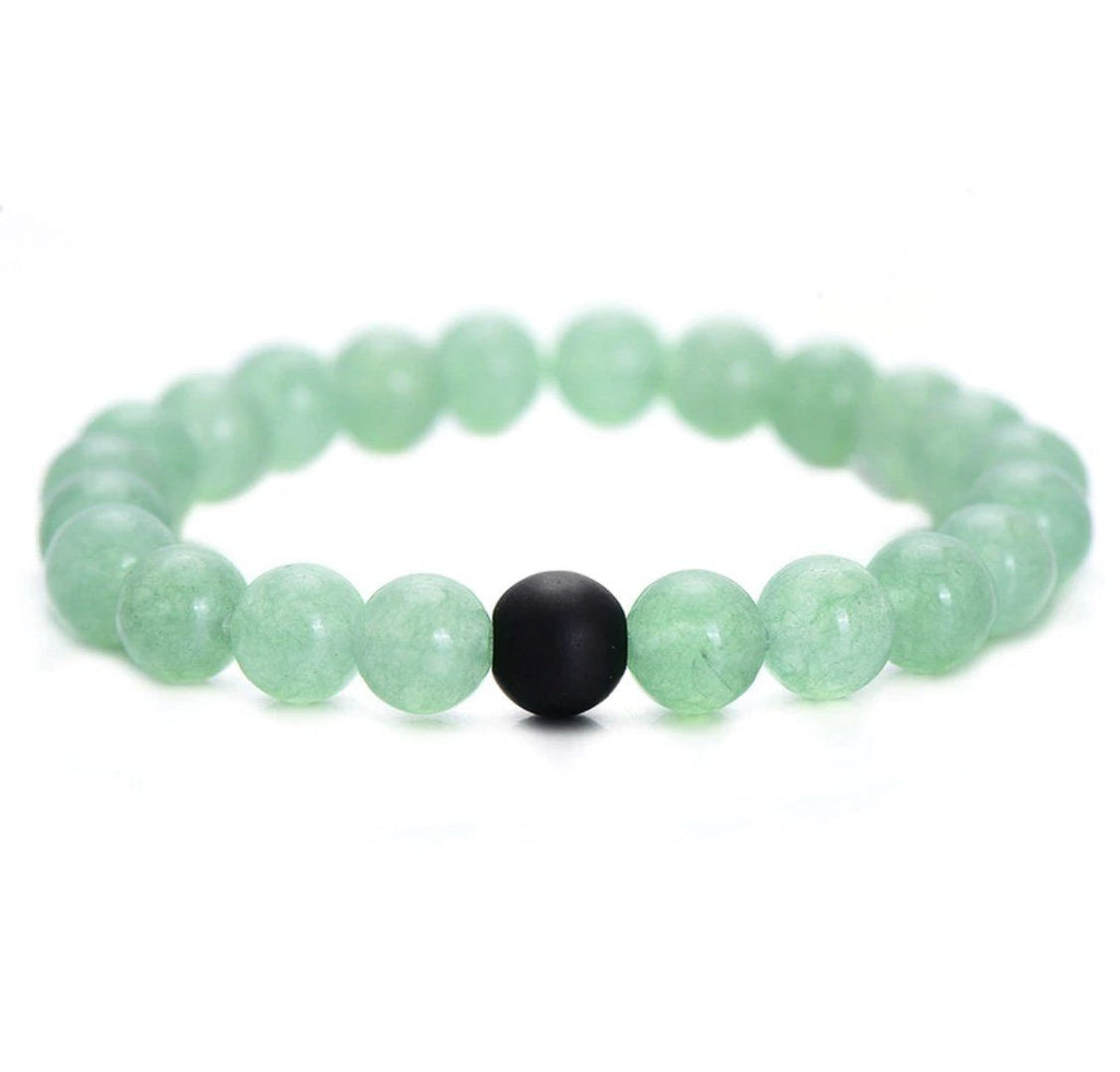 Sea Green Distance Bracelets