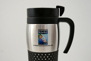 Sharon's SEALs Stainless Steel Mug