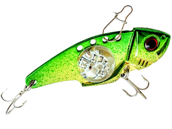 Vibe Mino - Green LED Blade Bait