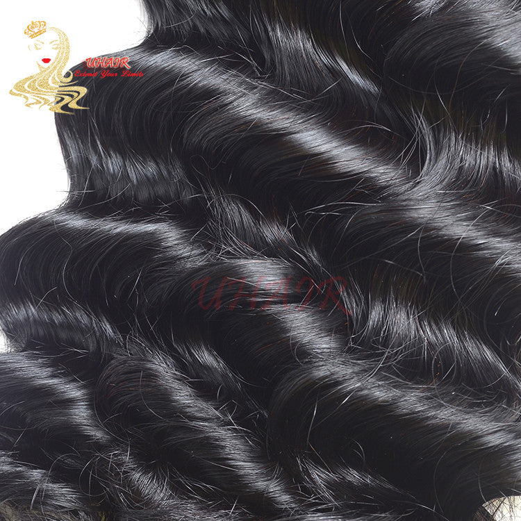 8A Brazilian Gold Loose Wave Hair