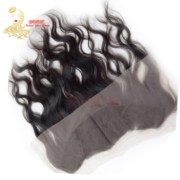 9A Brazilian Lace Frontal 13x3 Deep Wave Hair