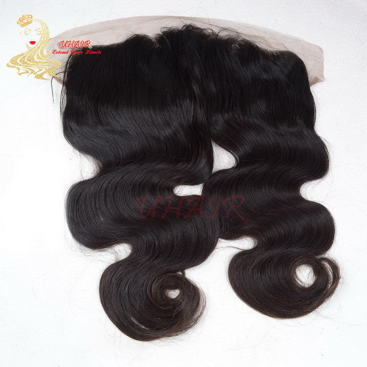 9A Brazilian Lace Frontal 13x5 Body Wave Hair