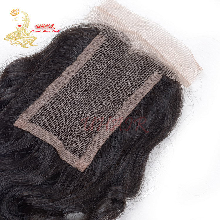 9A Brazilian 2.5x4 Lace Top Closure Deep Wave