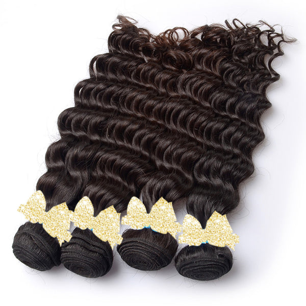 9A Brazilian Platinum Standard Deep Wave Hair