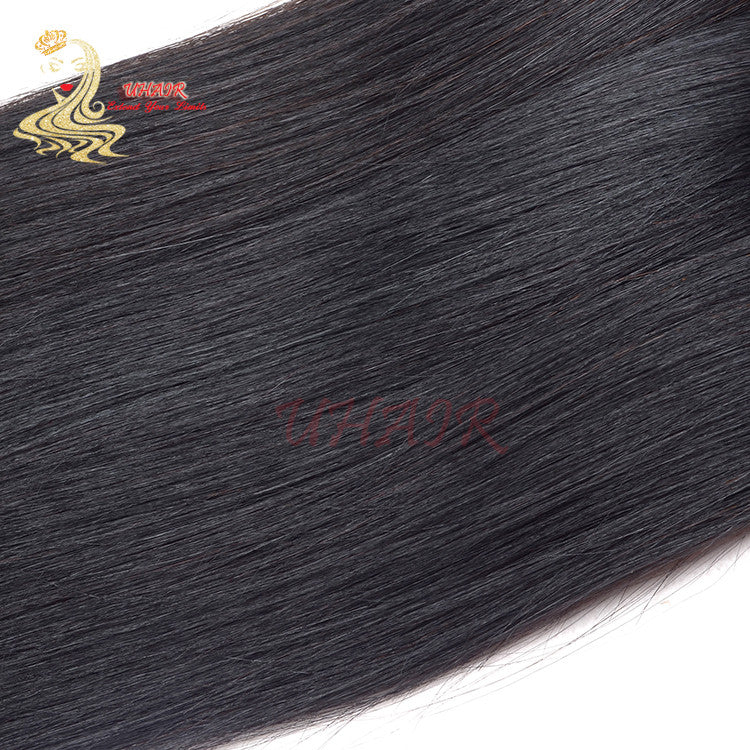 8A Brazilian Gold New Straight hair