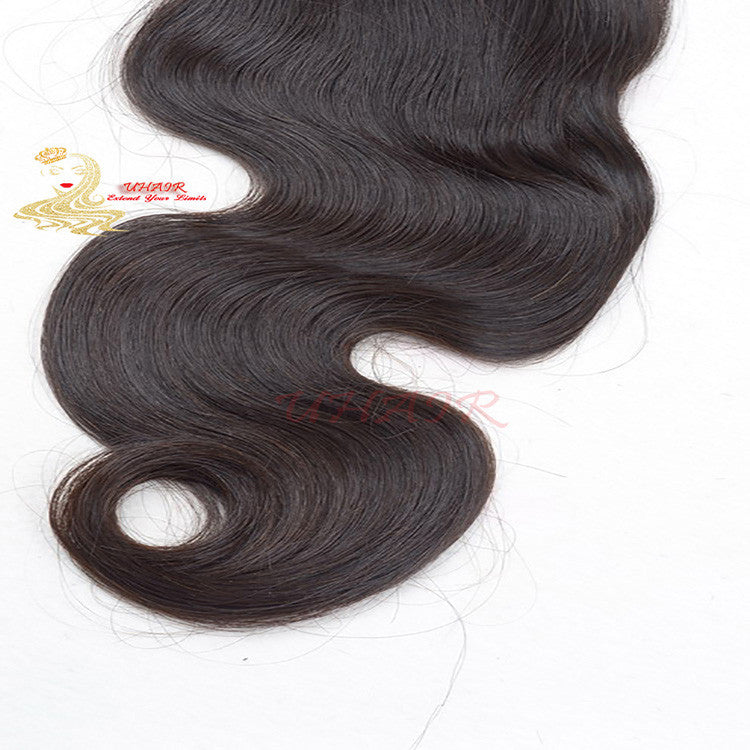 9A 3.5x4 Brazilian Human Lace Top Closure Body Wave Hair