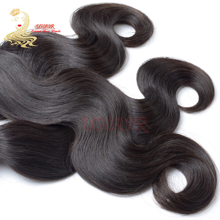 9A Brazilian Platinum Standard Body Wave Hair