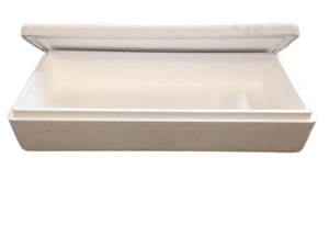 10# FILLET STYRO BOX/LID