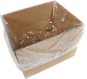 10 KG 1.25 mil Poly Bag Box Liner