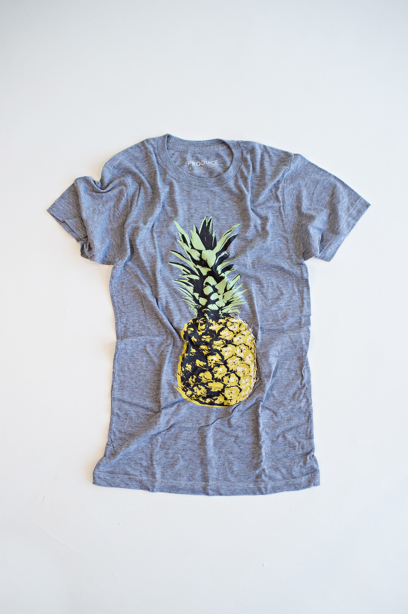 Pineapple (36 weeks) Maternity Shirt
