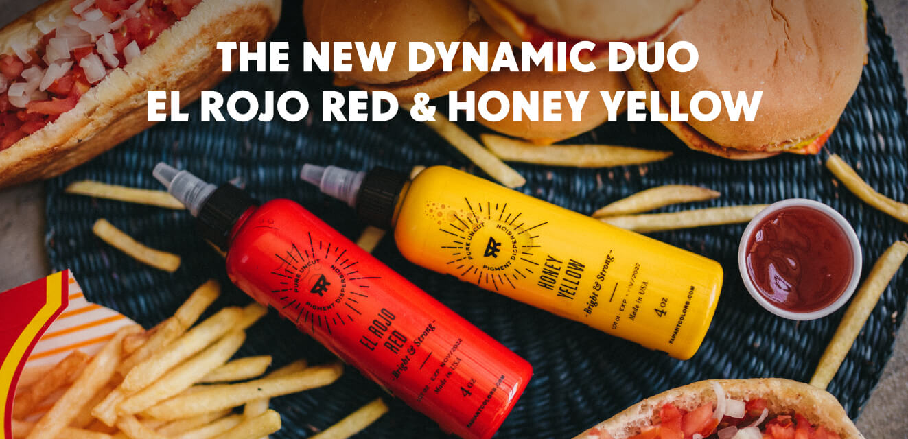 El Rojo & Honey Yellow