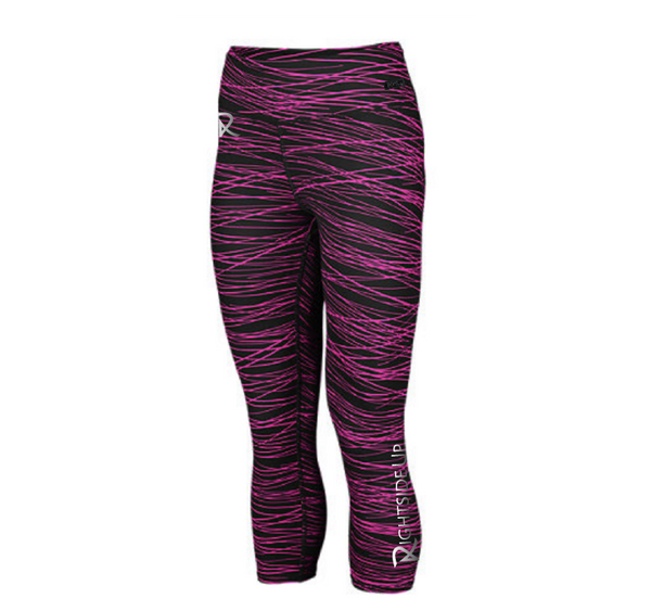 Women's Compression Capris