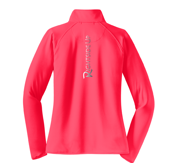 Women's Performance Stretch ½-Zip Pullover