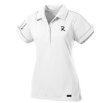 Women's Contrast Stitch Performance Polo