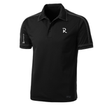 Men's Contrast Stitch Performance Polo