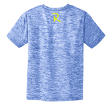 Youth Performance Electric Heather T-Shirt