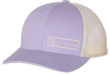 Heather Front Snap Back with Patch