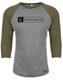 3/4 Sleeve Reglan T-Shirt