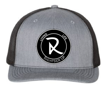 Rubber Patch Snap Back