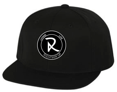 Flat Bill Heather Snap Back