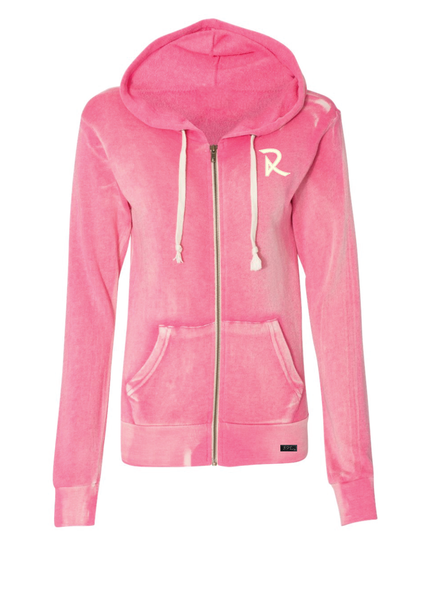 Women's Angel Terry Full Zip