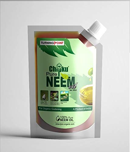 Buy Pure neem oil for your plants