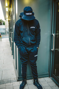Finesse Tracksuit - Navy #FinesseSuit