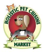 Holistic Pet Cuisine Logo