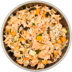 SALMON + SWEET POTATO - Wynwood Dog Food Co.
