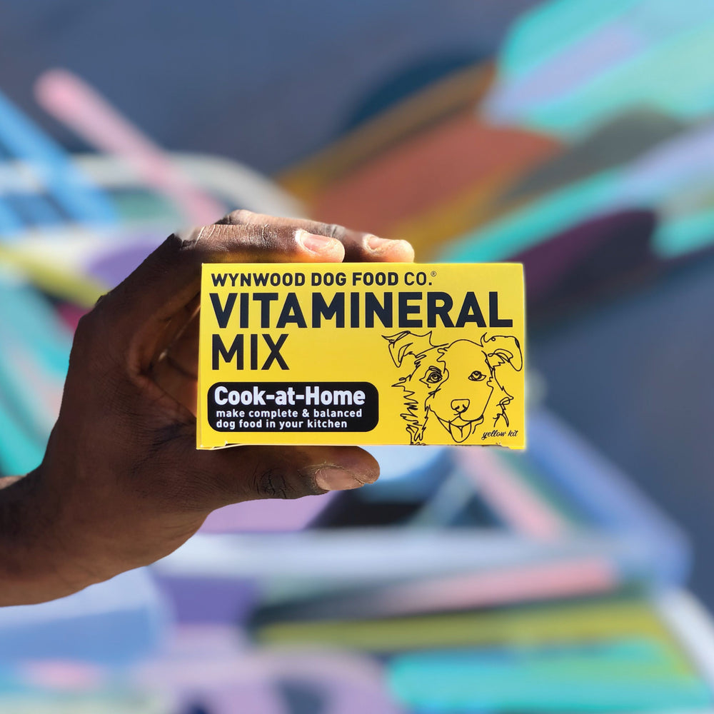 VitaMineral Mix (Yellow Edition)