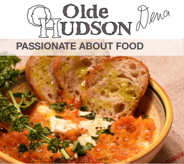 OLDE HUDSON OVERTAKEN BY TOMATO-MANIA!