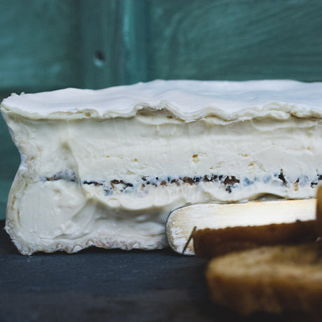 Brillat Savarin with Truffles